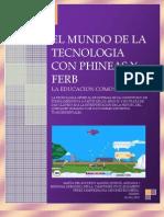 comic de phineas y ferb PDF