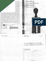Blaug 1985 Metodologia de la economia.pdf