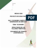 """ECYGDE_ECONOMIA  """"Mexico 2030 IMPERIO FECAL"""" @felipecalderon @HRClinton @BarackObama"""