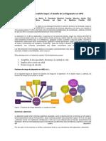 Artículo Depresión en el adulto mayor el desafío de su diagnóstico en APS.