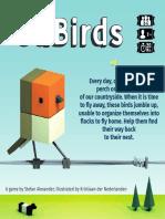 cubirds rulebook