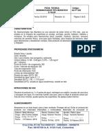 FICHA TECNICA DESMANCHADOR TIPO MURIATICO-2019