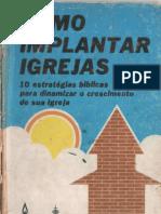 Como Implantar Igrejas - 10 estratégias bíblicas....pdf