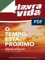 Palavra e Vida 4T15 - O tempo está próximo - Apocalípse.pdf