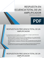 16 RESPUESTA EN FRECUENCIA TOTAL DE UN AMPLIFICADOR.pptx