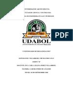 TAREA 1  CUESTIONARIO  DE  DESALINIZACION ANAY VILLARROEL