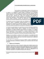 INE - Metodologia de los indicadores estadísticos