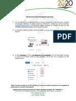 INSTRUCTIVO FRACCIONAMIENTO DE PAGO