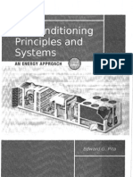Air Conditioning Principles and Systems An Energy Approach (4th Edition)