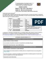 GUÍA SEMANAS 14 Y 15 - GRADO CUARTO_0