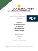 ACTIVIDAD 5 - IGUALES Y DIFERENTES