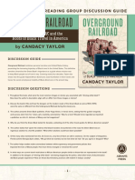 Overground Railroad Teaching Guide