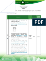 Agenda de Ap M3
