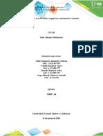 FASE 1_colaborativo_SINA y legislación ambiental de Colombia