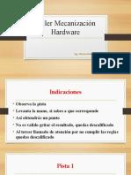 3. Taller Mecanización Hardware