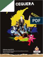 Informe 2019 La ceguera Programa Somos Defensores