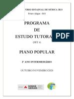 PET 5º ANO  - Piano Popular - VOL.IV.doc