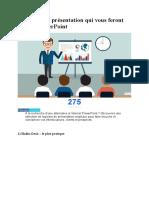 8 logiciels de présentation qui vous feront oublier PowerPoint