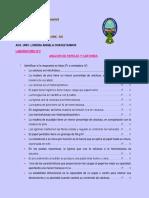 Cuestionario - Ánalisis de papeles y cartones