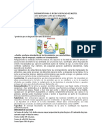 INFORME PROCEDIMIENTO PARA EL RECIBO Y DESPACHO DE OBJETOS 2