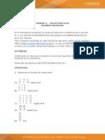 Actividad 4 algebra lineal