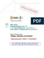 Moderation Script (06/2009)