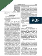 RS Nº 104-2014 (p.p.17.12.14), Asignan a SIREs de ILM procedimento sancionador SST enregia y minas
