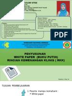 Materi White Paper ppt