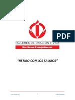 2.0 RETIRO CON LOS SALMOS - SEGUNDO DIA