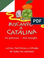 Buscando a Catalina Cancionero