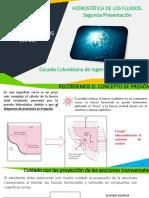 Presentación No. 8- Hidrostática 2-2020-2.pdf