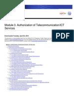 ICT+Services-ICT Regulation Toolkit