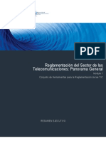 Module 1 Spanish-ICT Regulation Toolkit