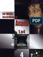 Alexander Khalifman - Opening for White According to Anand 1 e4 Vol 4 1e4, Pirc et al (Chess Stars 2005)