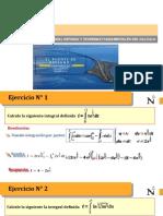 CLASE PRACTICA -INTEGRAL DEFINIDA