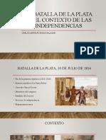 La Batalla de la Plata