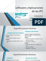 Software y Aplicaciones de las IPC