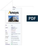 Ansys Package