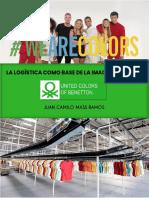 La Logística Como Base de la Imagen de Marca Benetton