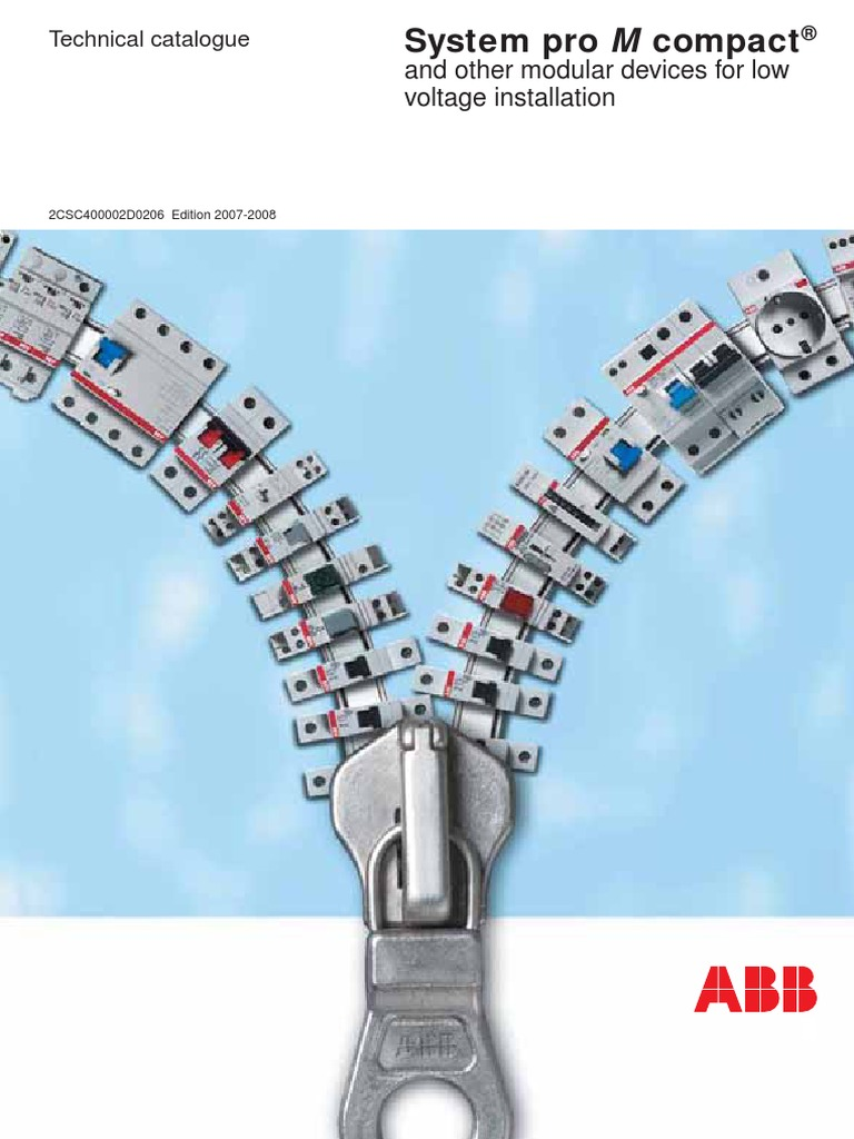 Circuit Breaker ABB | Switch | Relay