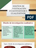 Actividad 2 Diseños cualitativos y cuantitativos
