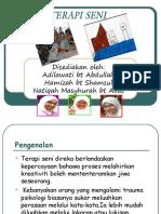 presentation terapi seni
