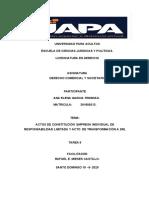 Derecho Comercial y Societario tarea 9.docx