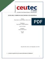 Tarea #8 sem 8  Comercio Electronico Elias Lopez C#61411449