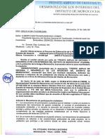 Observaciones al proceso de elaboración de la Modificatoria del Estudio del Impacto Ambiental para el proyecto de expansión de la unidad minera Toromocho a 170 000 tpd