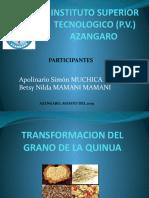 TRANSFORMACION DEL GRANO DE LA QUINUA.pptx