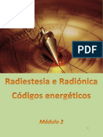 Manual de radiestesia  - Modulo 2 - 2020