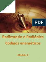 Manual de radiestesia  - Modulo 2 - 2020