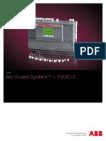 Arc Guard System TVOC-2 Catalogue