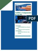 Analisis y Componetes de una PC (Bernachea Monago Italo).pdf